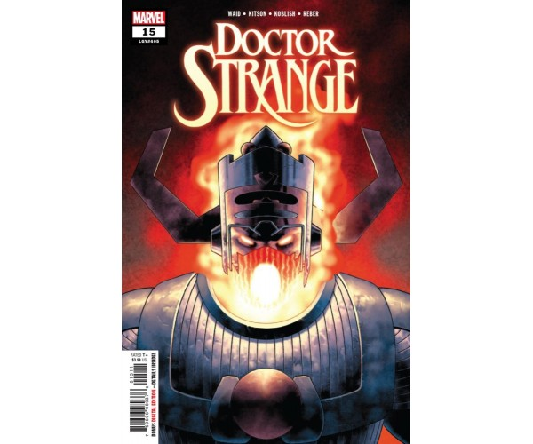 Doctor Strange Vol 5 #15