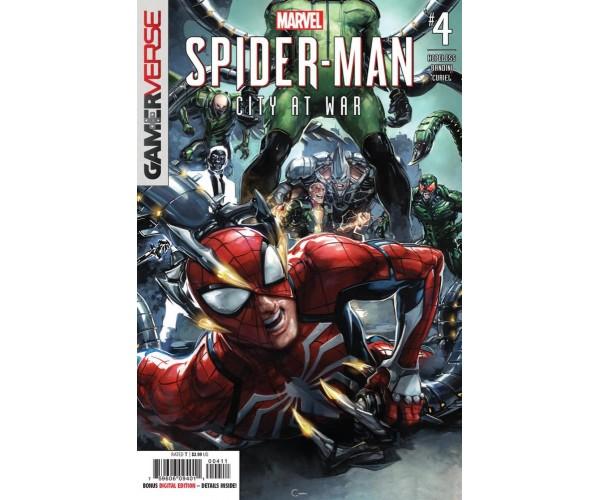 Marvels Spider-Man City At War #4