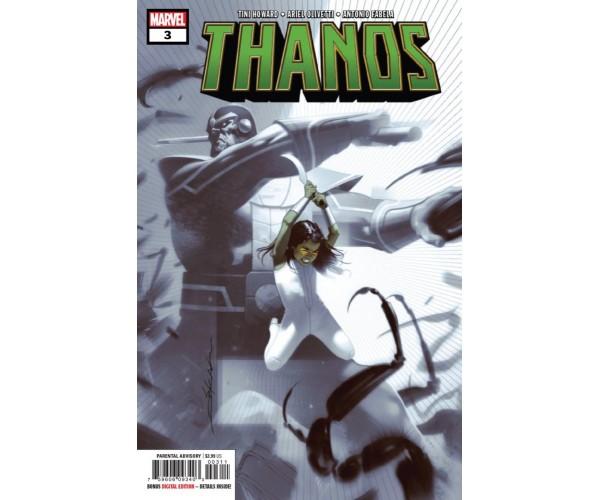 Thanos Vol 3 #3