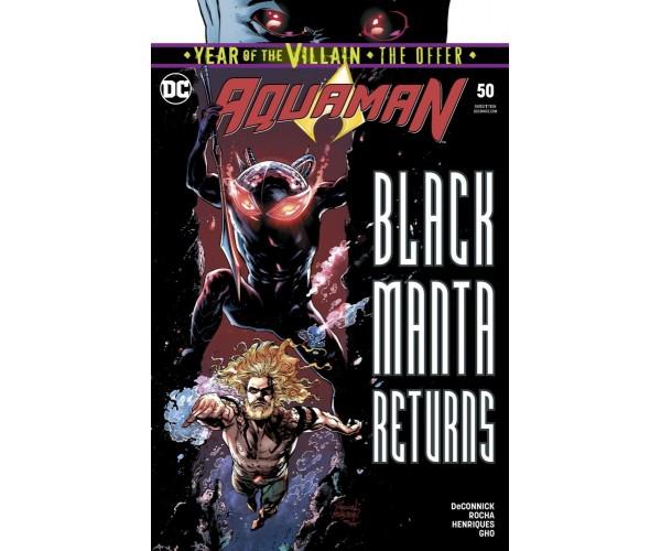 Aquaman Vol 6 #50