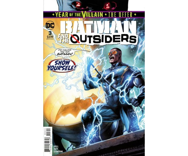 Batman And The Outsiders Vol 3 #3