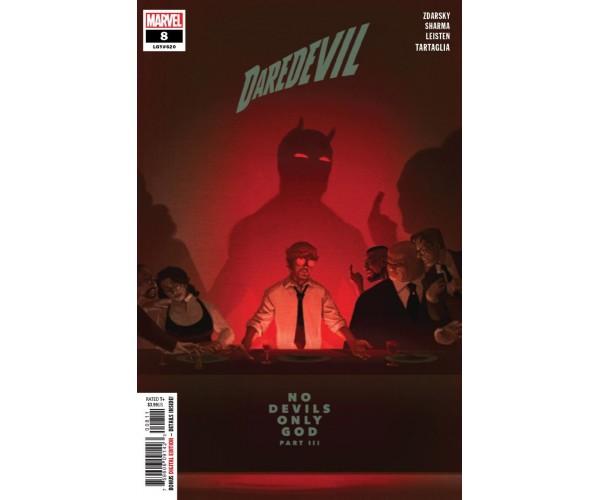 Daredevil Vol 6 #8 Cover A Regular Chip Zdarsky Cover
