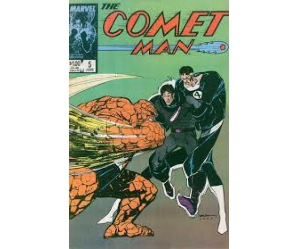 The Comet Man #5