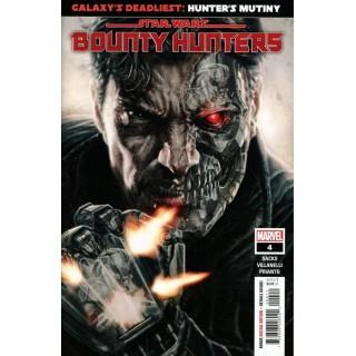 Star Wars Bounty Hunters #4 Cover A Regular Lee Bermejo Cover