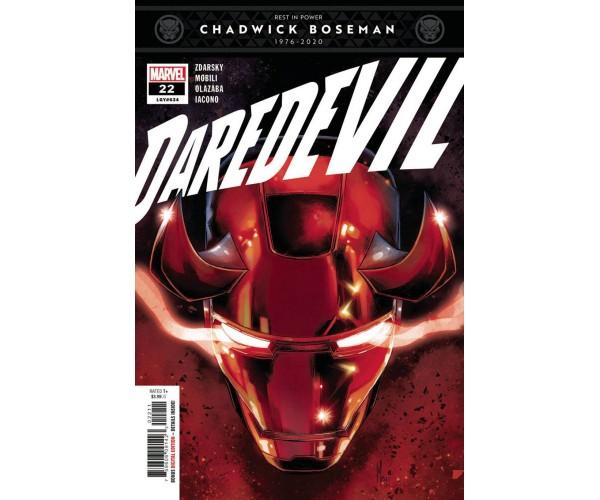Daredevil Vol 6 #22