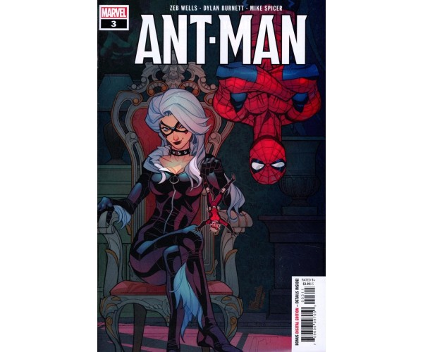 Ant-Man Vol 2 #3