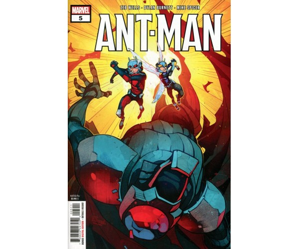 Ant-Man Vol 2 #5