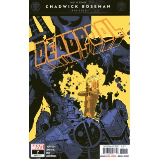 Deadpool Vol 7 #7 Cover A Regular Chris Bachalo Cover