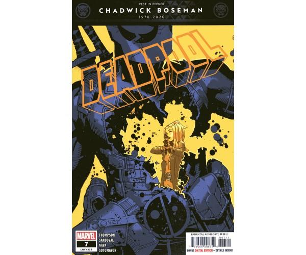 Deadpool Vol 7 #7 Cover A Regular Chris Bachalo Cover