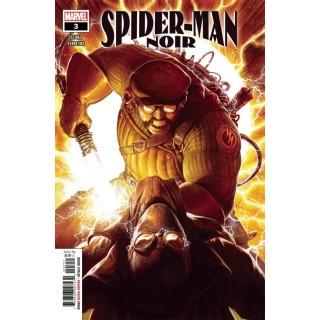 Spider-Man Noir Vol 2 #3 Cover A Regular Dave Rapoza Cover