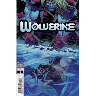 Wolverine Vol 7 #4 Cover A Regular Adam Kubert Cover