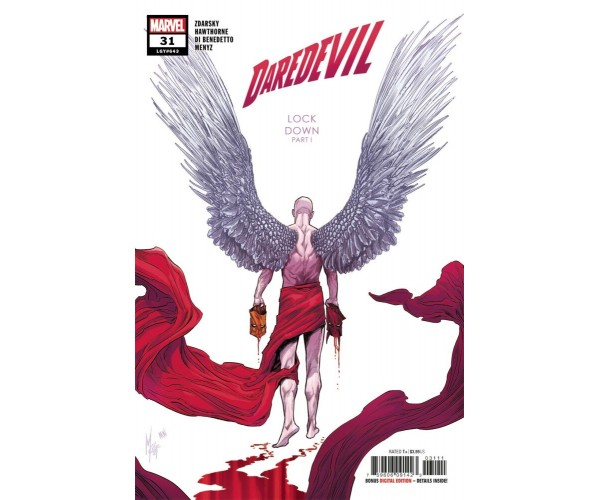 Daredevil Vol 6 #31 Cover A Regular Marco Checchetto Cover