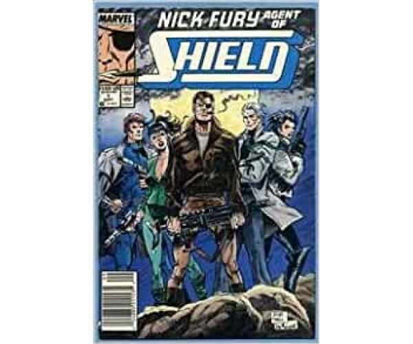 Nick Fury Agent Of SHIELD Vol 2 #1