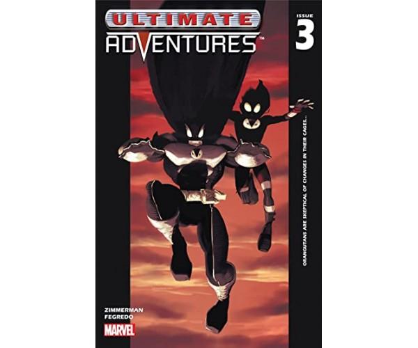 Ultimate Adventures #3