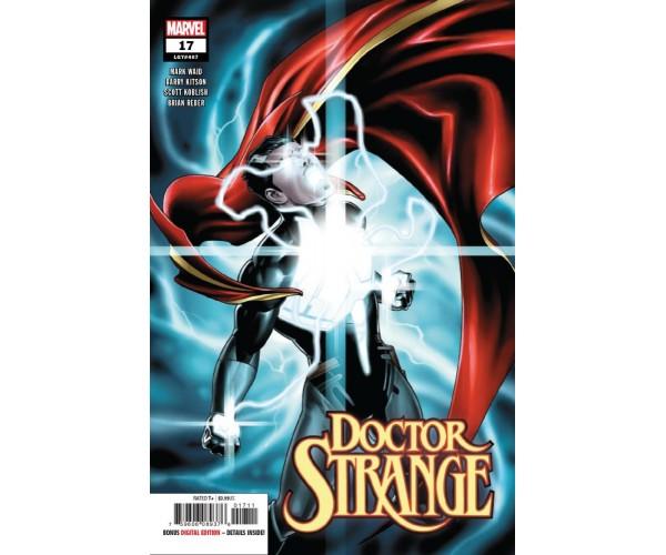 Doctor Strange Vol 5 #17 Cover A Regular Jesus Saiz Cover