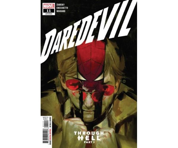 Daredevil Vol 6 #11 Cover A Regular Julian Totino Tedesco Cover
