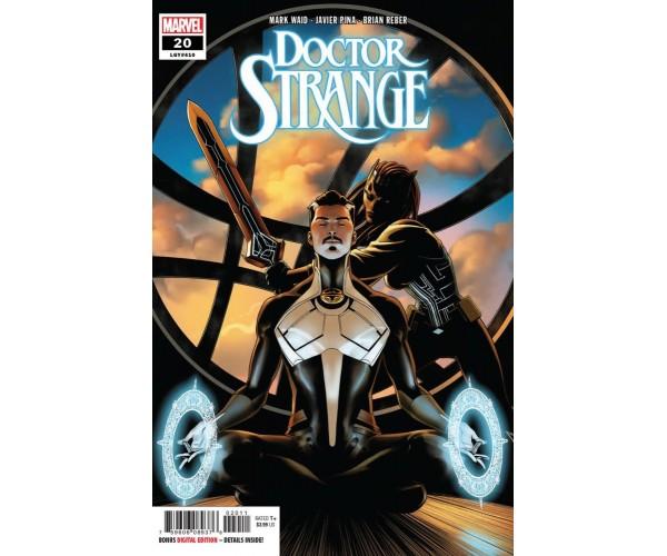 Doctor Strange Vol 5 #20 Cover A Regular Jesus Saiz Cover