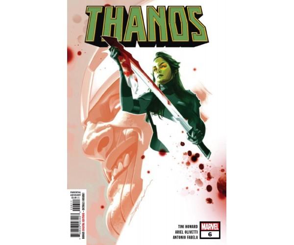 Thanos Vol 3 #6
