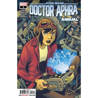 Star Wars Doctor Aphra Annual #3 Cover A Regular Elsa Charretier Cover