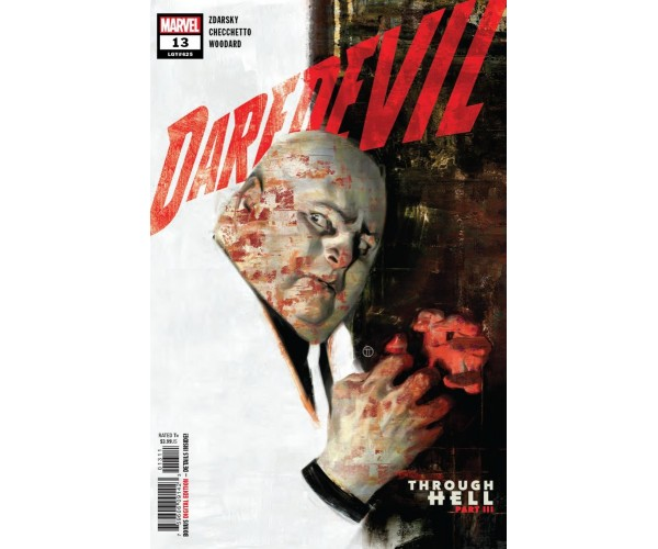 Daredevil Vol 6 #13 Cover A Regular Julian Totino Tedesco Cover
