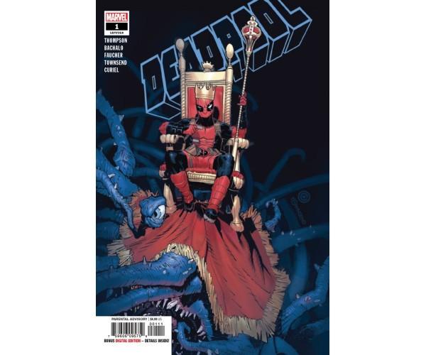 Deadpool Vol 7 #1 Cover A Regular Chris Bachalo Cover