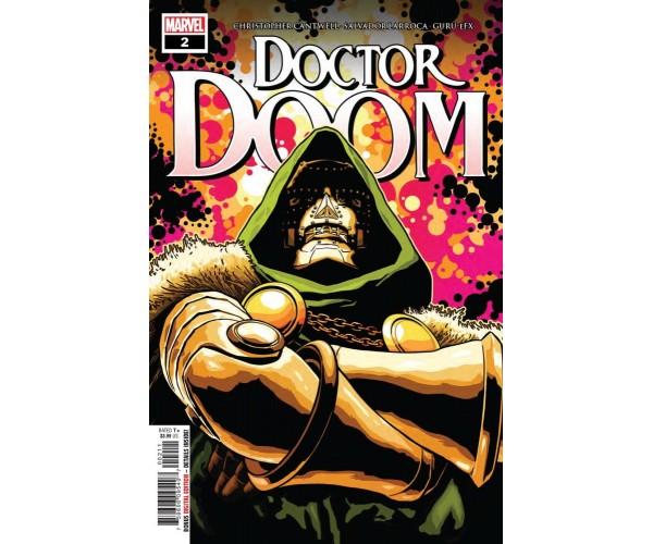 Doctor Doom #2 Cover A Regular Aco Cover