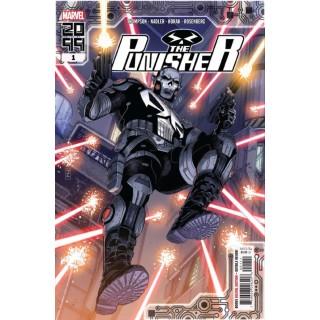 Punisher 2099 One Shot Cover A Regular Patrick Zircher Cover