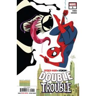 Spider-Man Venom Double Trouble #1 Cover A Regular Gurihiru Cover