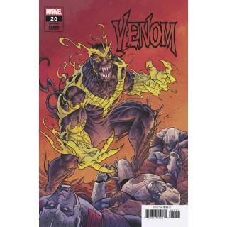 Venom Vol 4 #20 Cover C Variant Ryan Bodenheim Codex Cover (Absolute Carnage Tie-In)