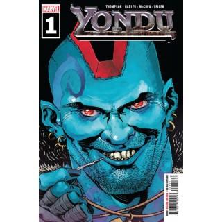 Yondu #1 Cover A Regular Cully Hamner Cover