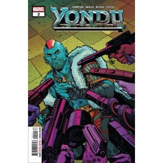 Yondu #2 Cover A Regular Cully Hamner Cover