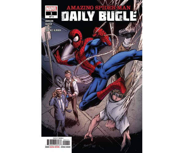 Amazing Spider-Man Daily Bugle #1 Cover A Regular Mark Bagley Cover