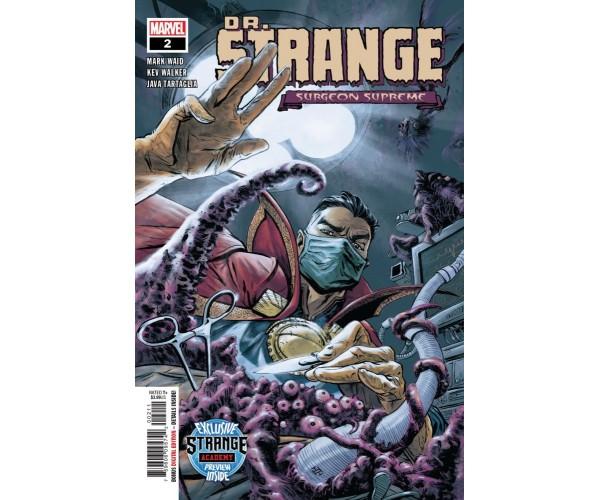 Doctor Strange Surgeon Supreme #2 Cover A Regular Max Fiumara Cover