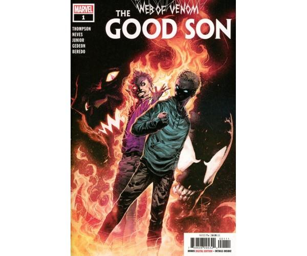 Web Of Venom Good Son #1 Cover A Regular Philip Tan Cover