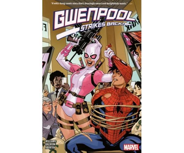 Gwenpool Strikes Back TP