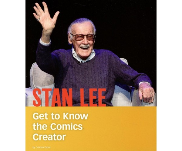 Stan Lee Get To Know The Comics Creator SC