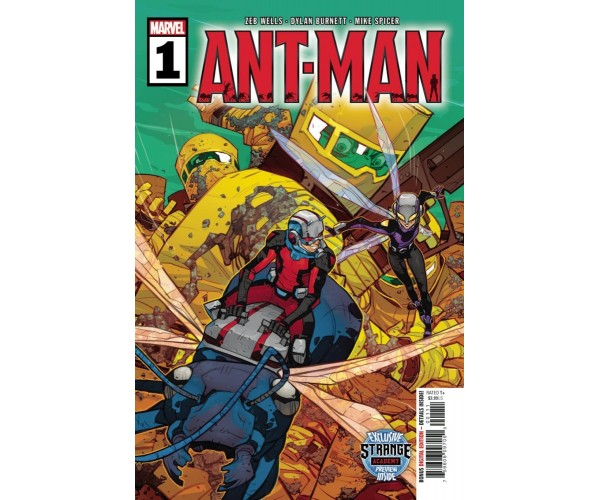 Ant-Man Vol 2 #1 Cover A Regular Eduard Petrovich Cover