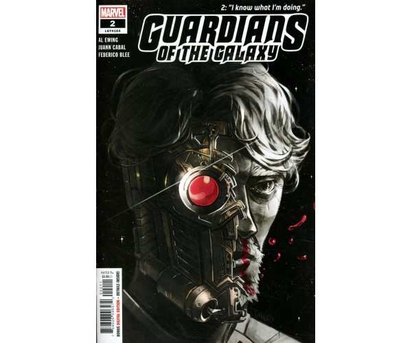 Guardians Of The Galaxy Vol 6 #2 Cover A Regular Ivan Shavrin Cover