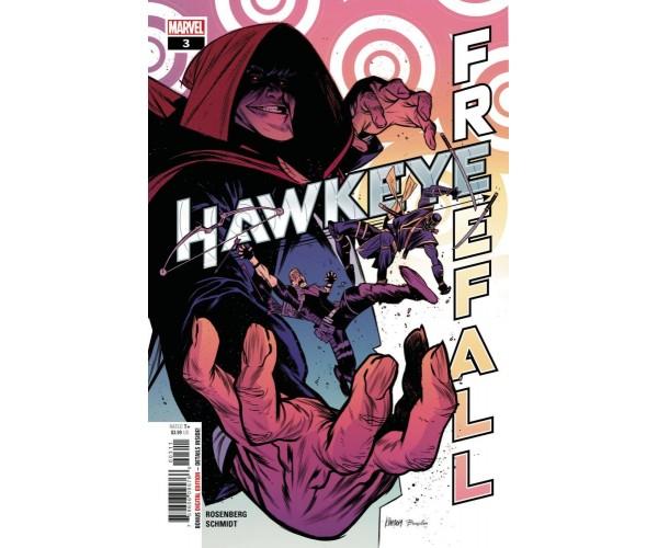 Hawkeye Freefall #3