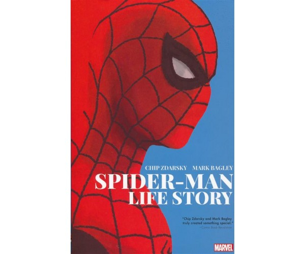 Spider-Man Life Story TP