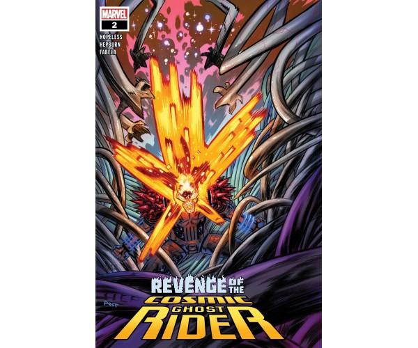 Revenge Of The Cosmic Ghost Rider #2 Cover A Regular Scott Hepburn Cover