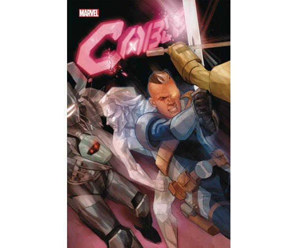 Cable Vol 4 #4 Cover A Regular Phil Noto Cover