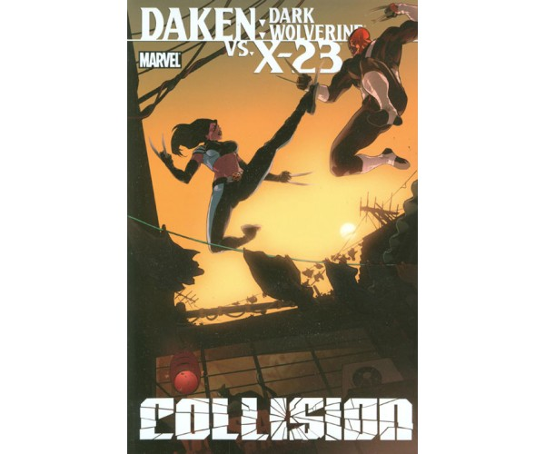 Daken X-23 Collision TP