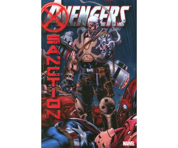 Avengers X-Sanction TP