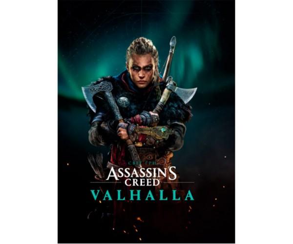 Cвіт гри Assassin's creed: Valhalla