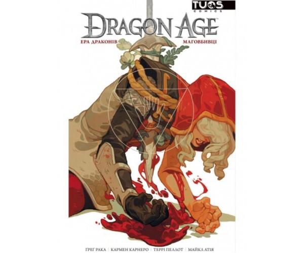 Dragon Age. Ера Драконів: Маговбивці