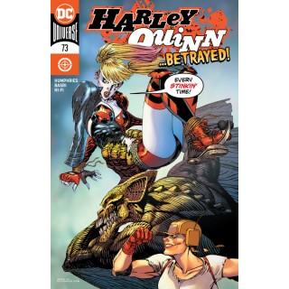 Harley Quinn Vol 3 #73 Cover A Regular Guillem March Cover