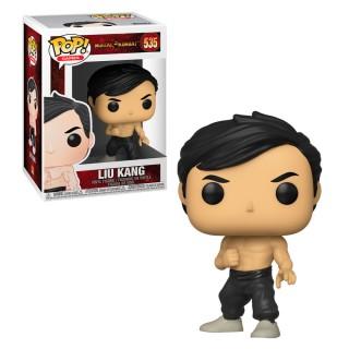 """Фігурка Funko Pop серії """"Mortal Kombat"""" - LIU KANG"""