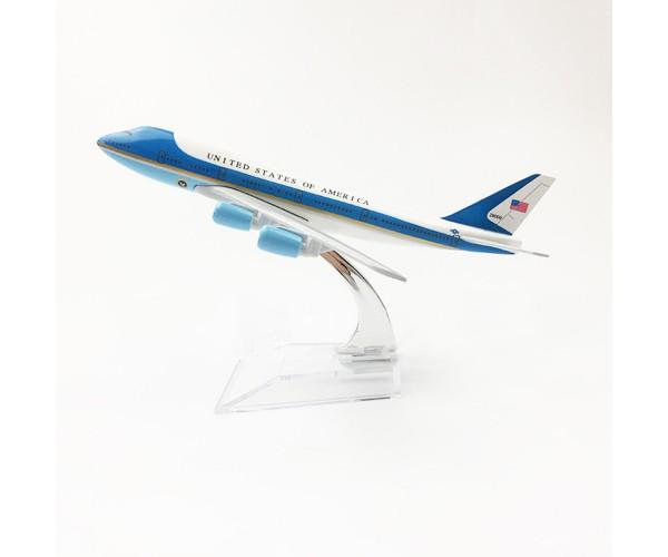 Модель пасажирський літак Boeing 747 USA Air Force