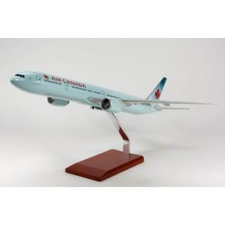 Модель пасажирський літак Boeing 777 Air Canada 43см